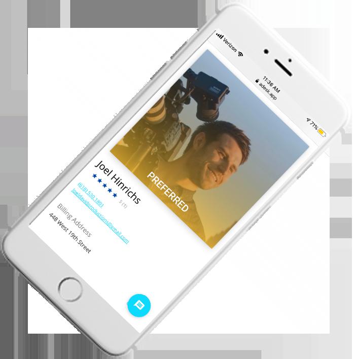 create-free-profile-adesk-app